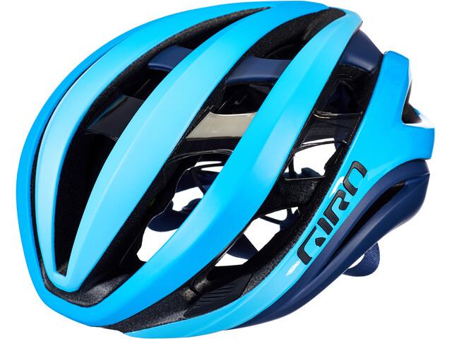 Giro Aether MIPS Fietshelm, blauw